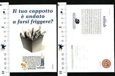 PUBBLICITARIA - COCCOLINO CONSIGLIA REFRESH LO SPRAY CHE ELIMINA GLI ODORI 56654