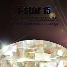 I STAR 15 Best of Inspirational Songs Various Filipino Artists OPM MUSIC CD New
