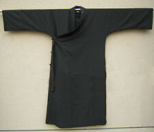 taoist long robes Taoism uniforms Tai chi clothing gown dobok suits black