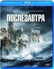 The Day After Tomorrow (Blu-ray) Eng,Russian,Spanish,Czech,Hungarian,Polish,Thai