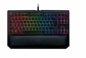 Razer BlackWidow TE Chroma V2 Keyboard Yellow Switches (ESP Layout - QWERTY)