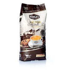 Minges Cafe Creme Schümli 2 Kaffee 100% Arabica 1kg Schweizer Rezeptur Bohnen