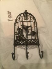 bird in cage key hook New