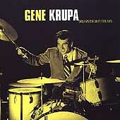 Gene Krupa : Drums Drums Drums CD   NEW+SEALED