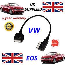 VW EOS ami mmi 000051446l para Apple iPhone 3gs 4 4s iPods Cable de audio