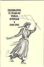 #2980 FD Unveiling Program 32c Women Suffrage - Iowa