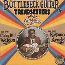 NEW Bottleneck Guitar-Trendsetters of the 1930s (Audio CD)