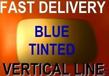 BMW E46 COUPE 318 320 323 325 328 330 1998-06  MIRROR GLASS BLUE WIDE ANGLE