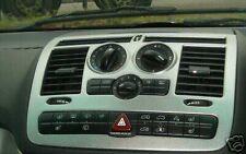Mercedes Benz Vito Silver Centre Dash Air Vent Trim
