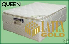 Queen Serene Sleep Luxury Latex Pillow Top Mattress
