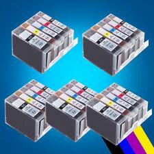 25 ink Cartridges for CANON MP950 MP960 MP970 MX850 MP520 ix4000 ix5000 MP510 2