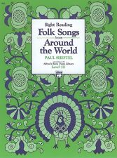 Alfred's Basic Piano Course: Folk Song Book 1B