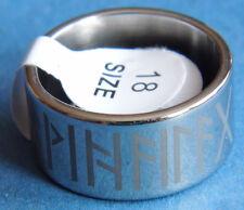 Stainless Steel Ring Runes Ring from pietroassa