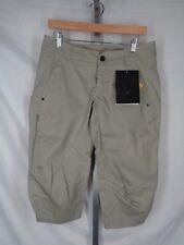 Arcteryx A2B Commuter Crop Pants Size 8 Trim Fit Light Carbide New