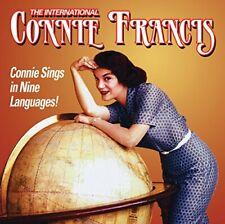 Connie Francis - The International Connie Francis [CD]