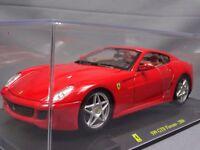 Ferrari Collection 599 GTB Fiorano 1/24 Scale Box Mini Car Display Diecast 20