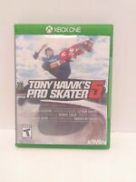 Tony Hawk's Pro Skater(Microsoft Xbox One, 2015)  Game and Reprint Artwork