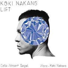 KOKI NAKANO - LIFT   CD NEU