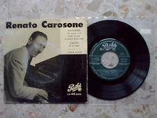 "RENATO CAROSONE - SELECION N°6 - 7"" 195? - VERY RARE SPAIN press EP 4 songs"