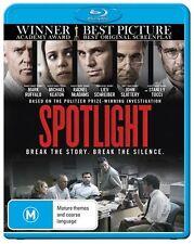 Spotlight Blu-Ray : NEW