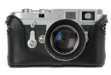Artisan & Artist Halfcase LMB-M3 Black Leather (f. Leica M3)