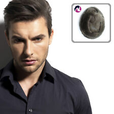 Undetectable Hair Replacement System Mens Full Swiss Lace Toupee Noblehairplus