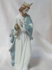 Nao By Lladro King Gaspar With Cup #12035 Brand Nib Gres Nativity X-Mas Tall F/S