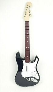 Playstation 4 Rock Band 4 wireless Fender Stratocaster Guitar Harmonix 91261 PS4