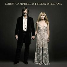 Larry Campbell and Teresa Williams - Larry Campbell and Teresa Williams [CD]