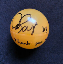 hand signed RED VELVET JOY Park Soo Young autographed concert ball limited A