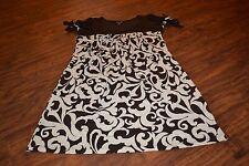 J3- En Focus Petite Short Sleeve Dress Size 12P
