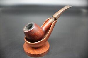 [3235] Bari Pfeife Mahagoni 8236 Pipe Pipa beraucht