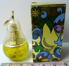 Avon Pear Bottle  Bird of Paradise Cologne Mist