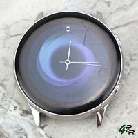 Samsung Galaxy Watch Active SM-R500 Wi-Fi 40m Silver Smart Watch ONLY