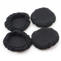 Stretchable Fabric Headphone Earpad Covers Washable Sanitary Earcup For Headset