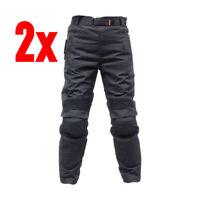 Restposten 2x Motorradhose  Gr. XL Motrrad Hose mit Protektoren Schutzbekleidung