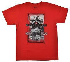 Quicksilver Big Boys Red Fashion Design Top Size 12 (Medium)