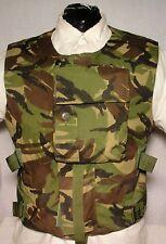 Woodland DPM Body Armor III-A BulletProof Kevlar Vest Soft Armor Includ DC1