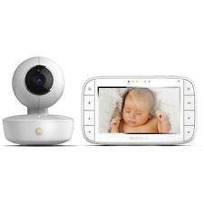"""MOTOROLA mbp50 Video Bambino Sicurezza Monitor con grande 5 """" Parent CURVO LCD"""