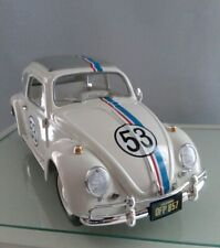 Johnny Lightning - 1:18 diecast - HERBIE Fully Loaded 1963 Volkswagen Beetle