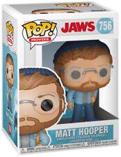 RARE FUNKO POP JAWS N°756 MATT HOOPER