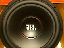 """New JBL GT 1241 12"""" High Excursion Subwoofer 300 watt RMS 4 Ohm RARE USA!"""