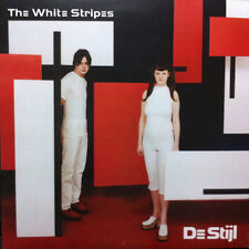 THE WHITE STRIPES DE STIJL VINILE LP 180 GRAMMI NUOVO E SIGILLATO !!