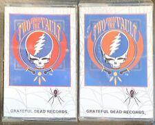 Grateful Dead Two (2)  From The Vault Vintage Double Audio Cassette