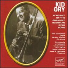"Edward ""Kid"" Ory, Or - Portrait of the Greatest Slidesman Ever Born [New CD]"