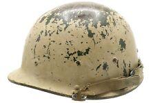 New ListingOriginal Desert Storm / Oif Iraq Bringback - Iraqi Tan M80 Helmet