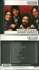 CD - 10CC : Le meilleur de 10 CC - BEST OF / COMME NEUF - LIKE NEW
