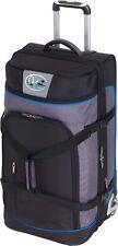 OutBAG Trolley Reisetasche mit 2 Rollen OutBAG SPORTS L, schwarz/blau