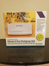 Linksys 8-Port Workgroup Ethernet Hub EWHUB NEW SEALED