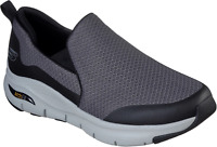 Skechers Men's Arch Fit Banlin Slip On Sports Trainer Various Colours 30358